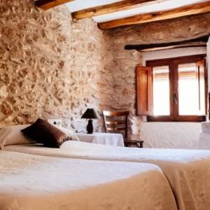 Cal Jafra, casa rural en el Penedès