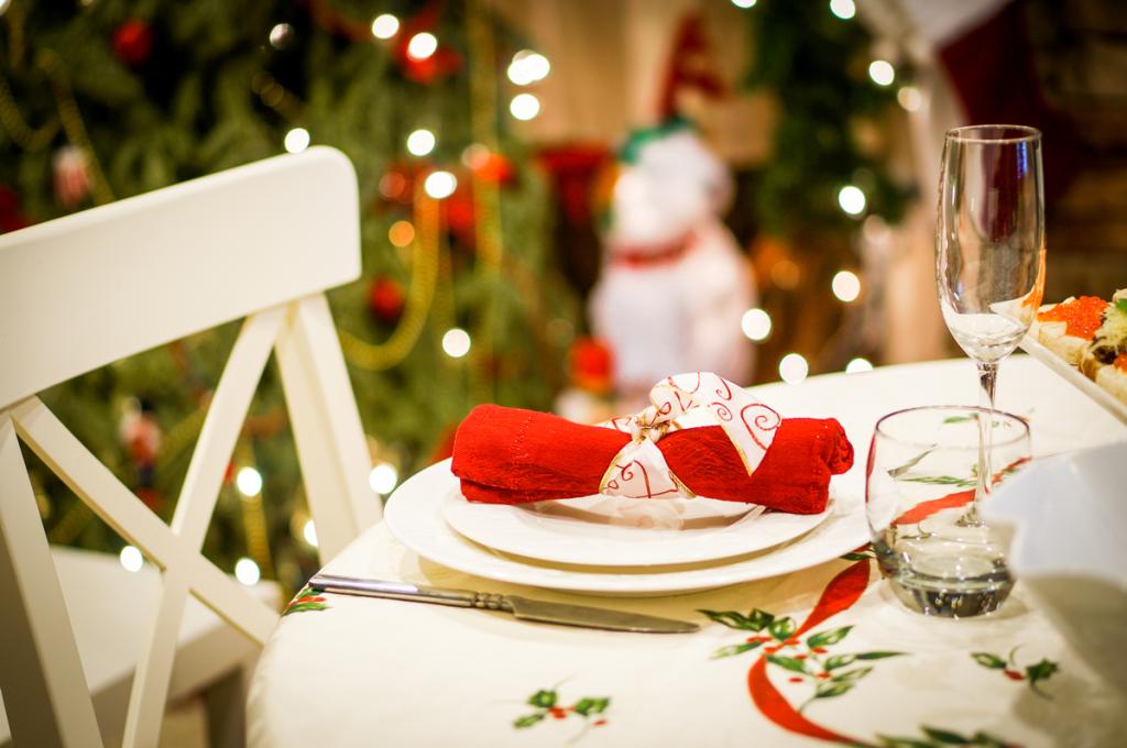 Dinar i sopar de Nadal per a empreses