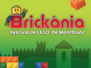 Brikània Festival de Lego de Montblanc