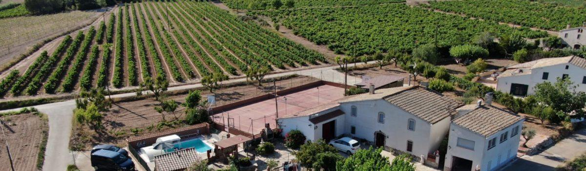 Cal Sagal, una casa ideal para familias y amigos