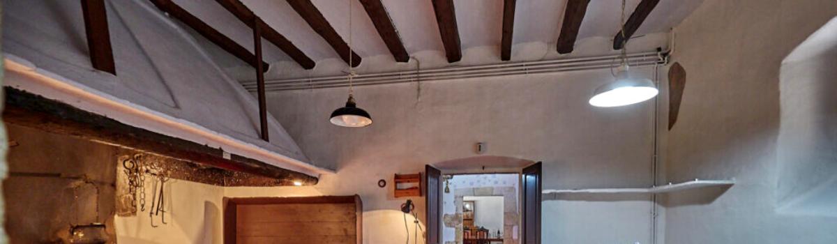 Mas Romeu, la nueva casa de Grup Cal Jafra